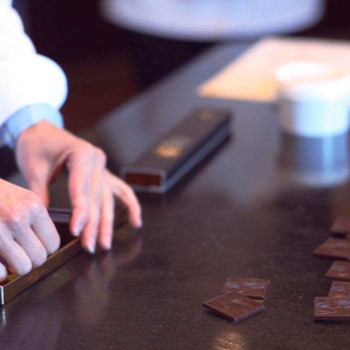 Sugarfina | Or Noir Chocolate Lab